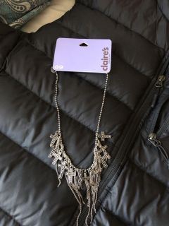 Necklace with crosses