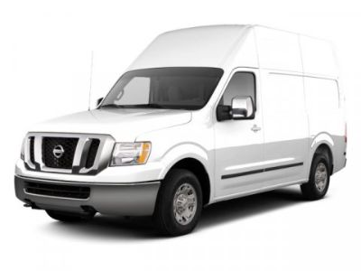 2012 Nissan NV Cargo 2500 HD S (Blizzard)