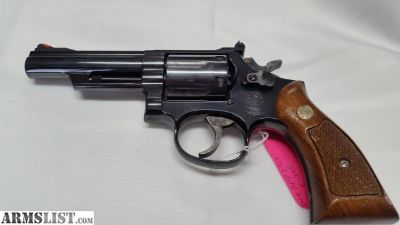 For Sale: Smith & Wesson Model 19-6 .357mag