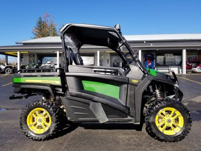 2015 John Deere 850 i Side x Side Utility Vehicles Athens, OH