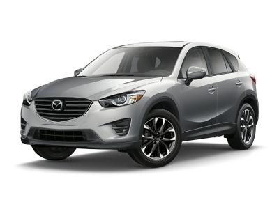 2016 Mazda CX-5 Grand Touring (Meteor Gray Mica)