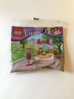 LEGO friends minifigure set new