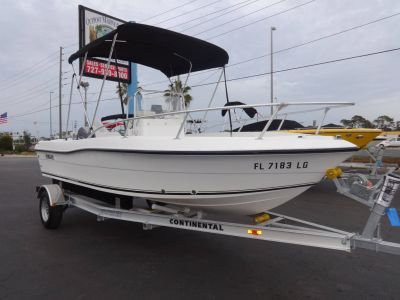 2000 Angler 180 Center Console Center Console Boats Holiday, FL