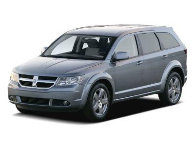 2009 Dodge Journey SE (Silver Steel Metallic)