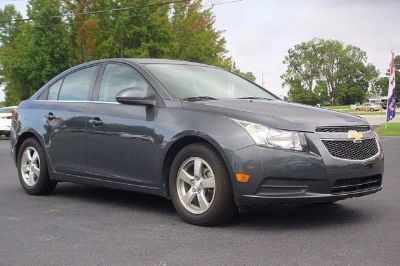 2013 Chevrolet Cruze LT Fleet 4dr Sedan w/1FL