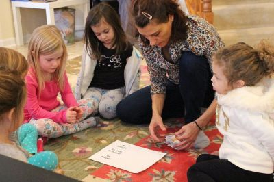 French For Small Children (2-6 years) in Alexandria VA