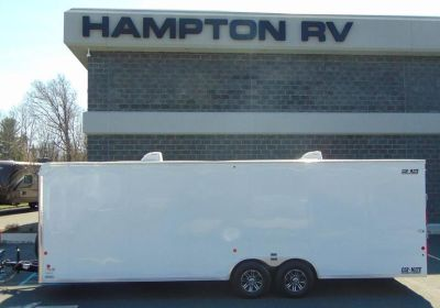 2017 Car Mate Trailers CM826EGL Eagle Series