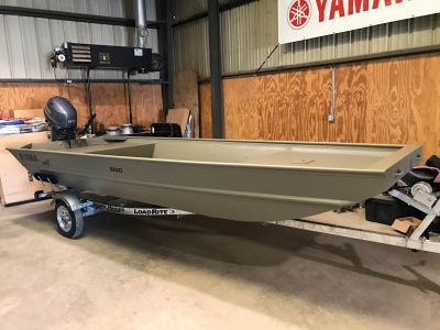 2017 Alumacraft 1650 FAW Fishing Boats Newberry, SC