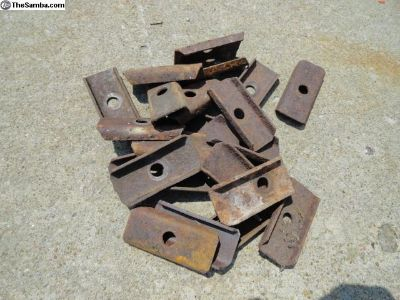 Volkswagen Beetle Early Floor Pan Clamps