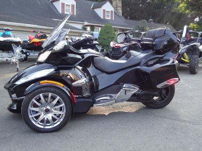 2013 Can-Am Spyder RT Limited Trikes Motorcycles New Britain, PA