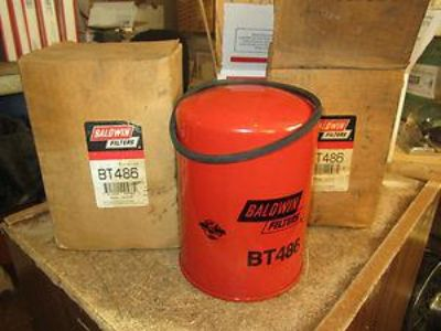 Sell BT486 Baldwin Full Flow Lube Spin On Lot of 10 motorcycle in Tampa, Florida, US, for US $160.00