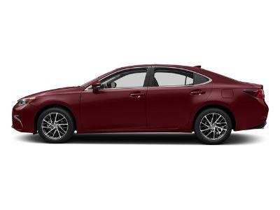 2018 Lexus ES 350 (Matador Red Mica)