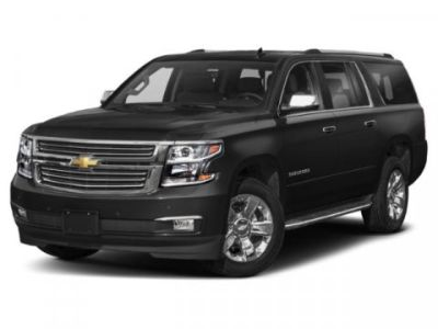 2019 Chevrolet Suburban LT 1500 (Summit White)