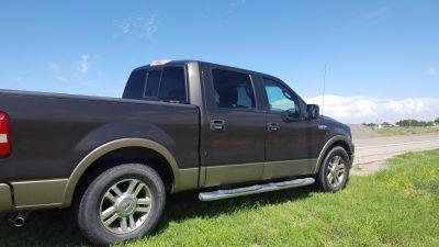 2006 Ford F-150 Lariat 5.4 Triton Trade For Mini Van