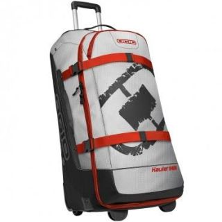 Find New Ogio Hauler 9400 Wheeled Chrome Motocross Motorcycle Gear Luggage Bag motorcycle in Ashton, Illinois, US, for US $194.99