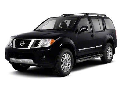 2012 Nissan Pathfinder SE (Super Black)