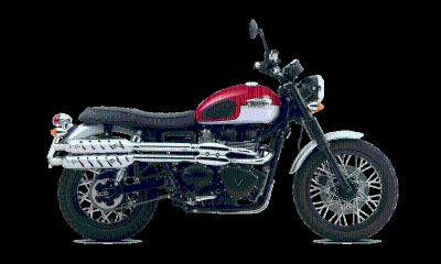 2016 Triumph Scrambler Dual Purpose Motorcycles Cleveland, OH