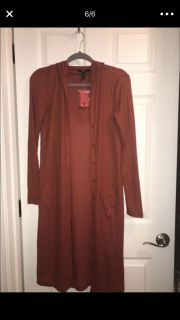 NWT! Forever 21 Duster - Size M