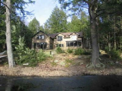 $309,000 Post & Beam Lake / Ski Home near Killington Vermont built in 2005
