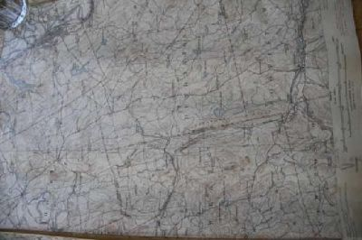 $40 Old Map