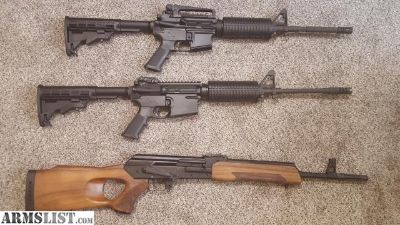 For Sale: AR Gun Package