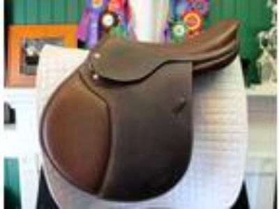 M Toulouse Bella Pro Jumping Saddle 17