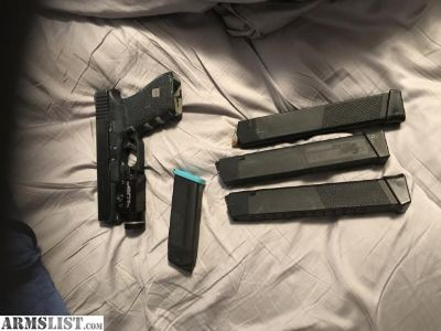 For Trade: Glock 21