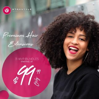 Sale on Hair Extensions in Houston - XtraStylz