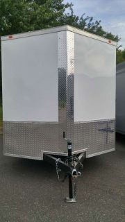 2018 Other New 7x14 VNose Enclosed Trailer