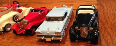 Model cars. Western models, franklin mint, etc (West, tx (north of waco))
