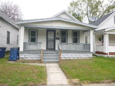 2 Bed 1 Bath Foreclosure Property in Toledo, OH 43607 - Buckingham St