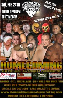 Diamond Championship Wrestling