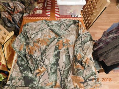 Hunting Shirt Outfitters Ridge Size 3Xl