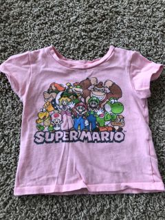 Old Navy 18-24 month Super Mario t-shirt