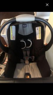 Chicco key fit 30 car seat and base