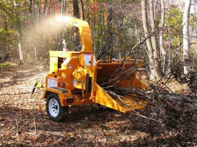 2014 BANDIT 65XP 6 IN. DISC-STYLE CHIPPER