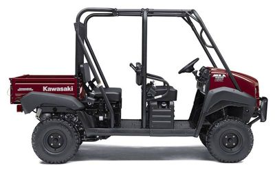 2019 Kawasaki Mule 4010 Trans4x4 Utility SxS Utility Vehicles South Haven, MI