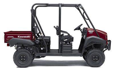 2019 Kawasaki Mule 4010 Trans4x4 Utility SxS Ennis, TX