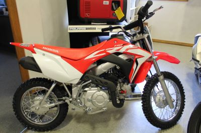 2019 Honda CRF110F Motorcycle Off Road Adams, MA