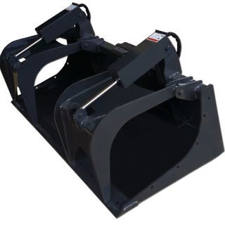 "2019 UNLIMITED FABRICATIONS 63"" STANDARD DUTY GRAPPLE BUCKET"