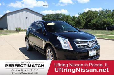 2011 Cadillac SRX Luxury Collection (Black Raven)