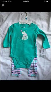 Carter's Girls outfit