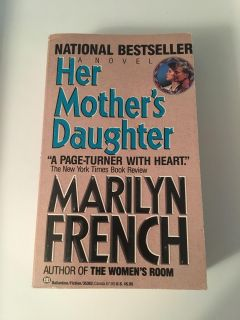 Marilyn French - Her Mother s Daughter Paperback Book