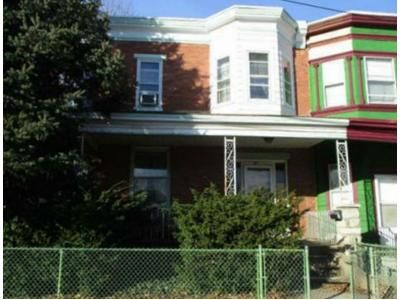 3 Bed 1 Bath Foreclosure Property in Gloucester City, NJ 08030 - S Brown St