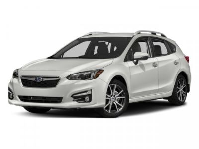 2018 Subaru Impreza Limited + Eyesight (Magnetite Gray Metallic)