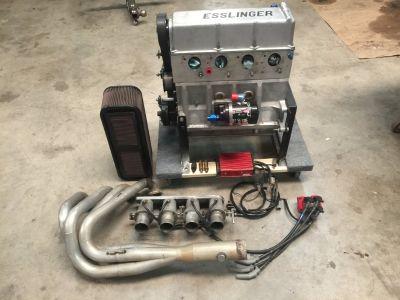 Esslinger XT Midget engine