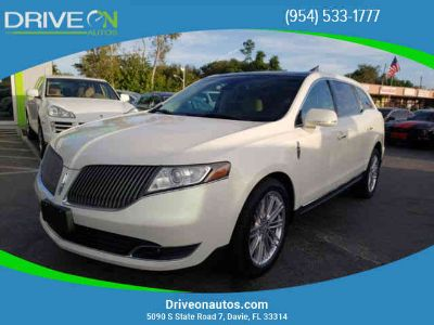 Used 2013 Lincoln MKT for sale