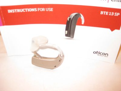 Digital Hearing Aid - New hardly used