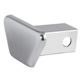 """Purchase Curt Mfg Receiver Hitch Covers 1.25"""" x 1.25"""" Steel Chrome Plated Universal Each motorcycle in Tallmadge, OH, US, for US $11.97"""