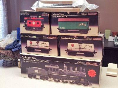 Casey Jones Train Set